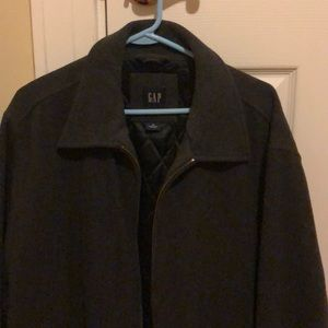 Men's gap wool Xtra large coat